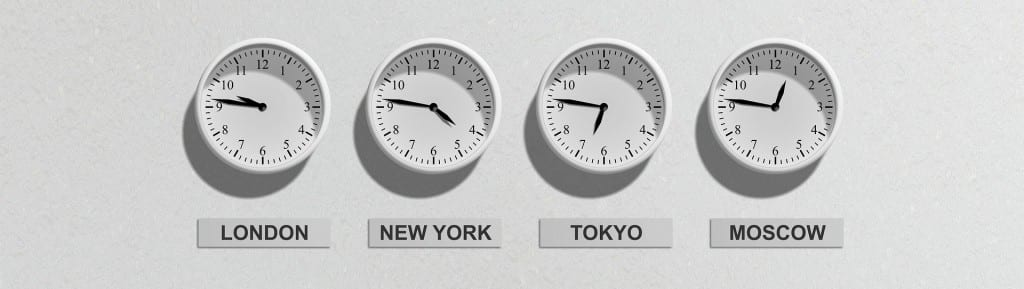 timezones
