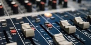 mix engineering console