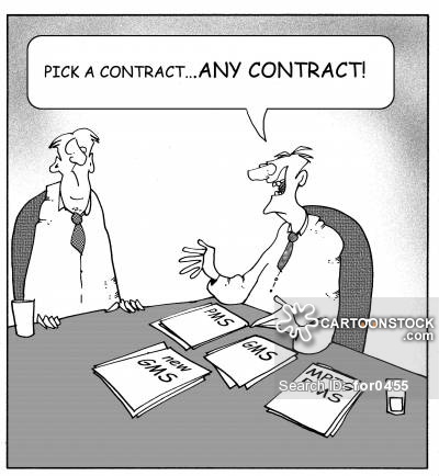 """Pick a contract, any contract."""