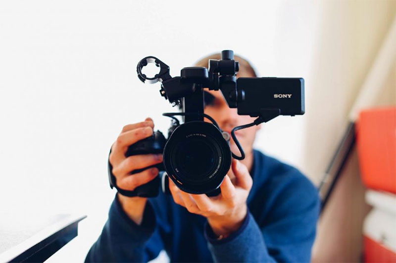 Action! An explainer video could greatly improve customer conversion on your site.