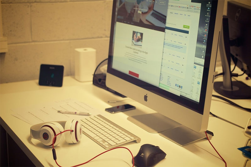 Need a website? Leave it to a freelancer.