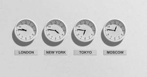 Remember to take into account different time zones when setting your deadlines.