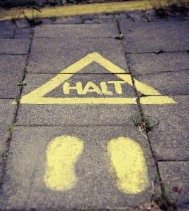 Halt! Don't hire that bad client!
