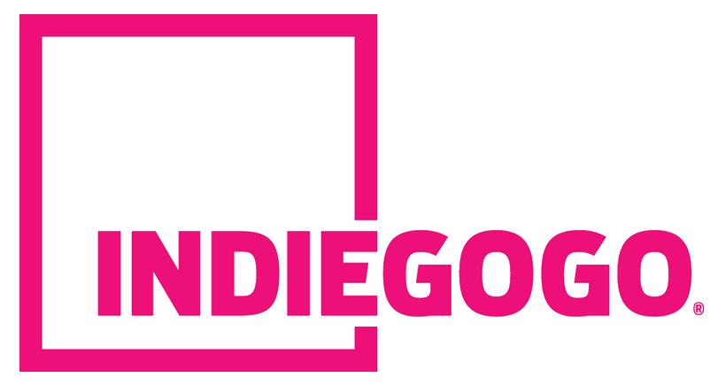 Logo for crowdfunding platform Indiegogo