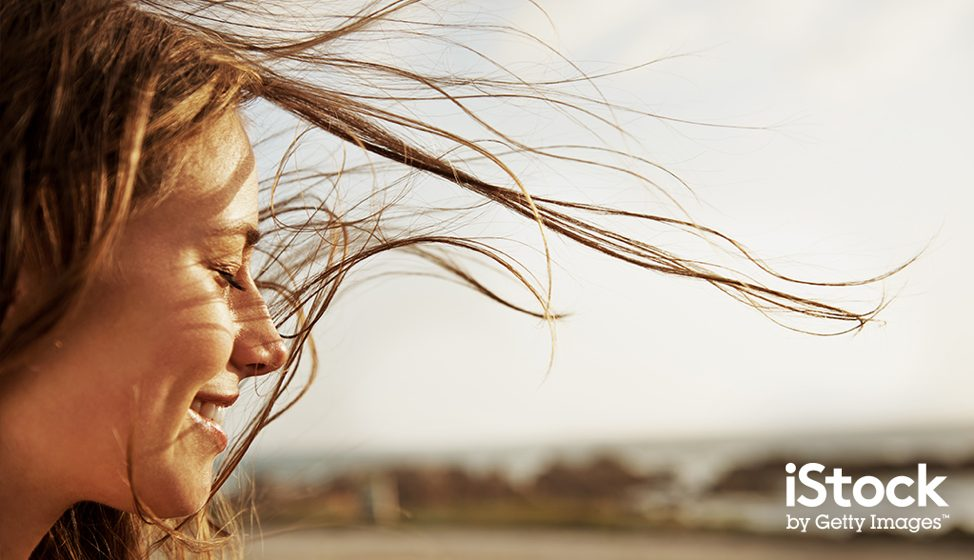Enjoying the fresh sea air - Stock image from iStock by Getty Images