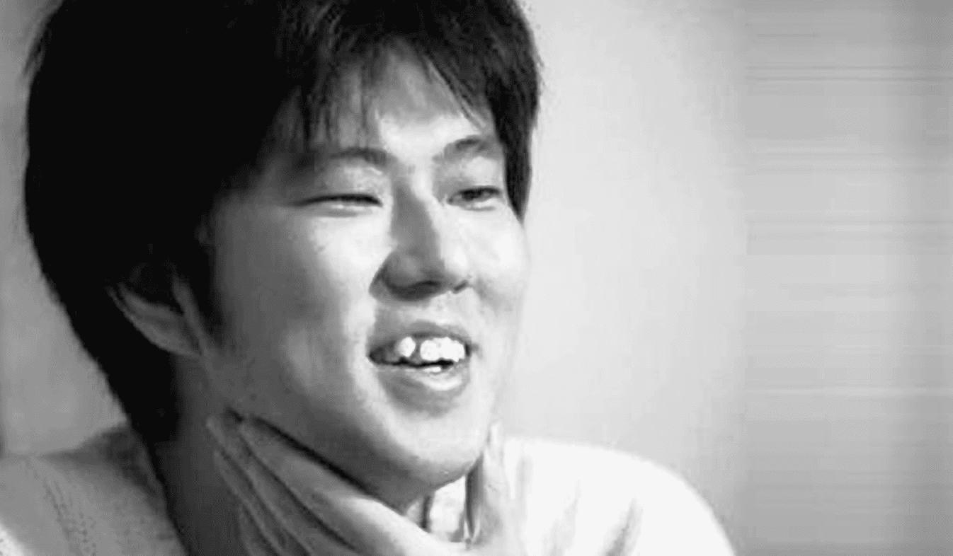 portrait of Eiichiro Oda