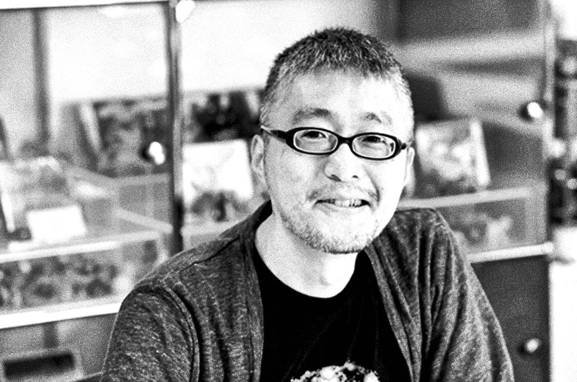 portrait of Ken Sugimori