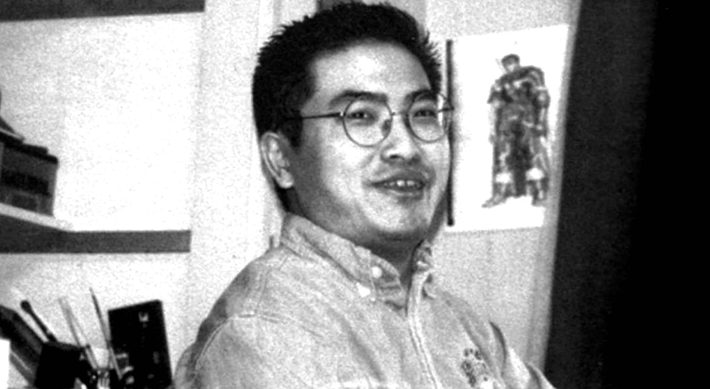 portrait of Kentaro Miura