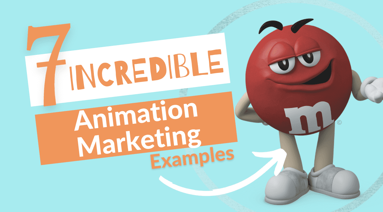7 incredible examples of animation marketing