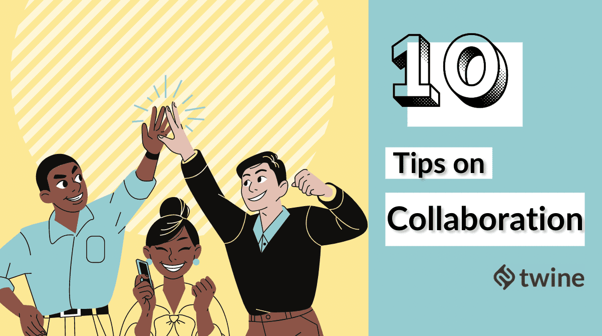 10 collaboration tips twine thumbnail