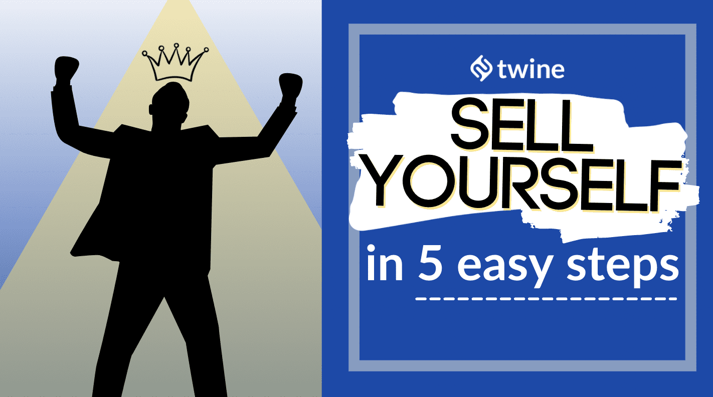 twine thumbnail how to sell yourself in 5 steps